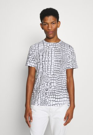 ANIMAL PRINT - T-shirt print - white