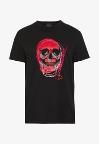 Just Cavalli - SKULL - T-shirt con stampa - black - 4