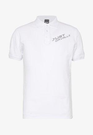 LOGO - Poloshirts - white