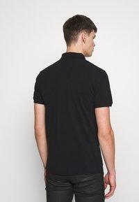 Just Cavalli - LOGO - Polo shirt - black - 2