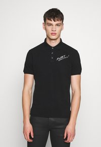 Just Cavalli - LOGO - Polo shirt - black - 0