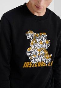Just Cavalli - Sweatshirt - black - 4