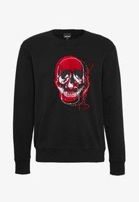 Just Cavalli - SKULL - Sweatshirt - black - 4