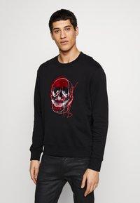 Just Cavalli - SKULL - Sweatshirt - black - 0