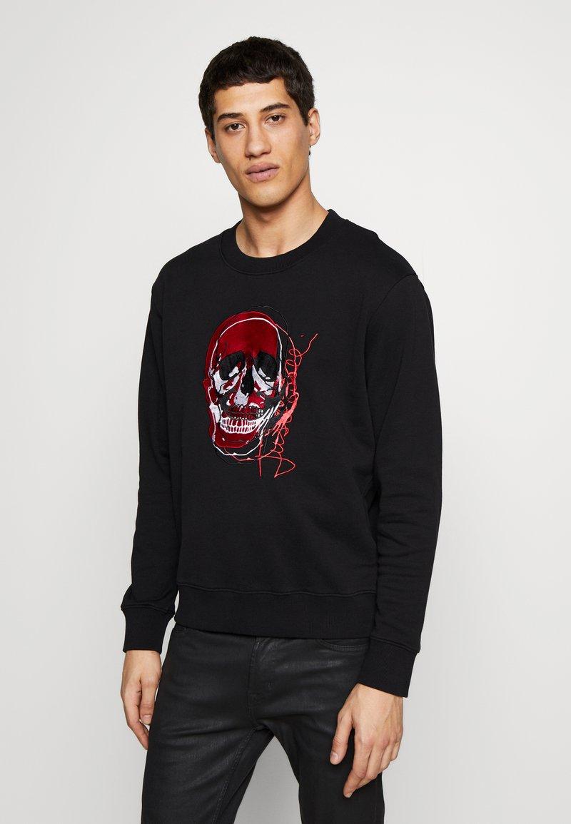 Just Cavalli - SKULL - Sweatshirt - black