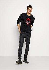 Just Cavalli - SKULL - Sweatshirt - black - 1