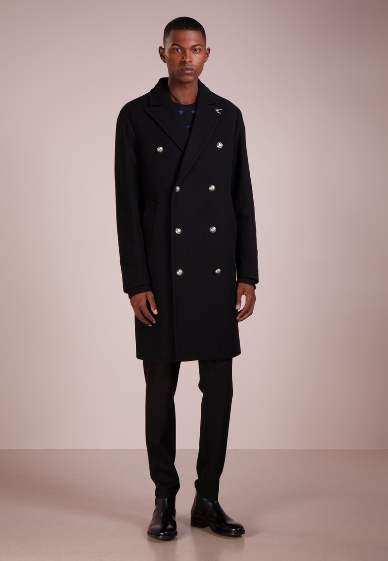 Just Cavalli - COAT - Classic coat - black