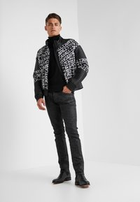 Just Cavalli - JACKET - Jas - black - 1