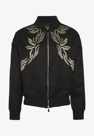 SPORTSJACKET EMBELLISHED  - Bomber bunda - black