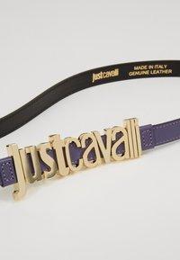 Just Cavalli - Pásek - ametista - 4