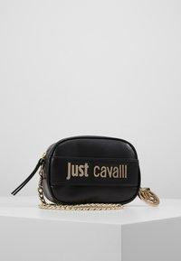 Just Cavalli - Taška spříčným popruhem - black - 0