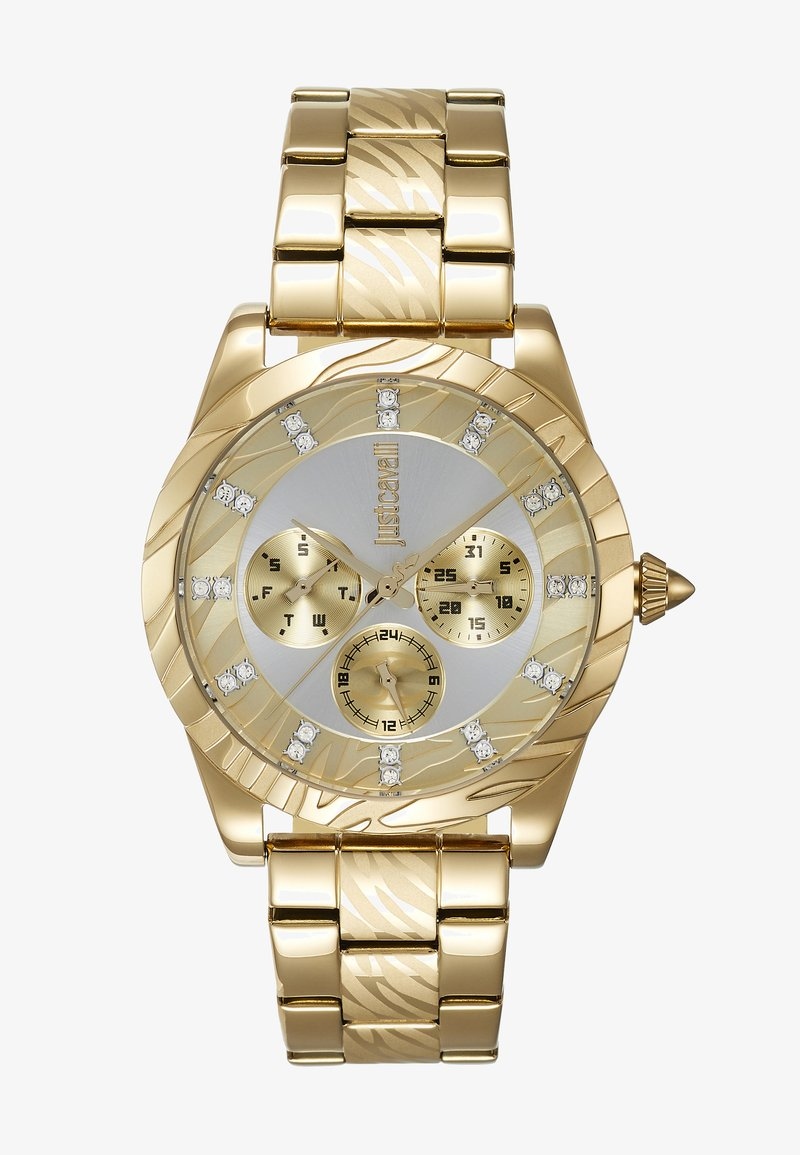 Just Cavalli - Hodinky - gold-coloured
