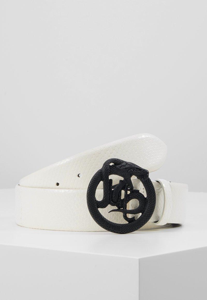 Just Cavalli - Belt - bright white