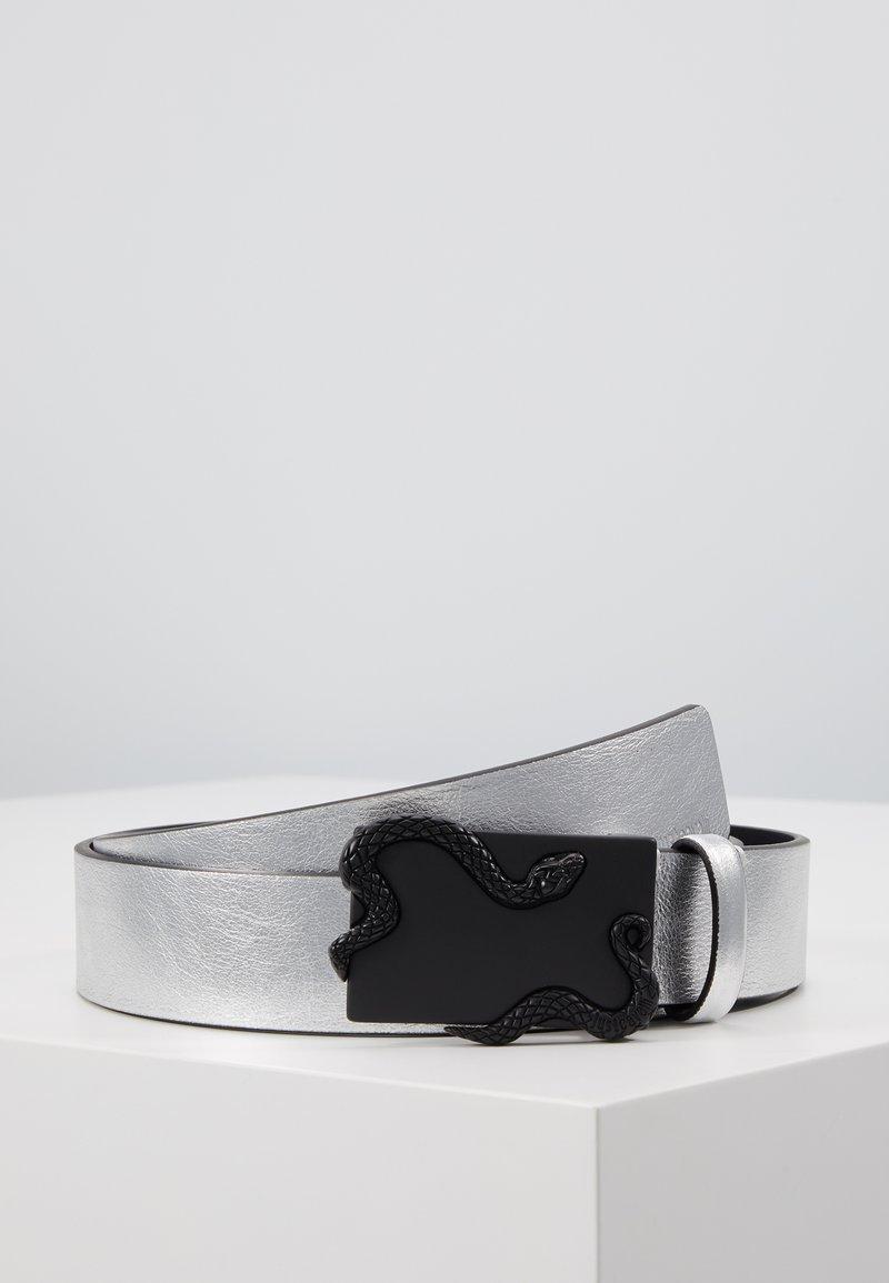Just Cavalli - Pásek - silver