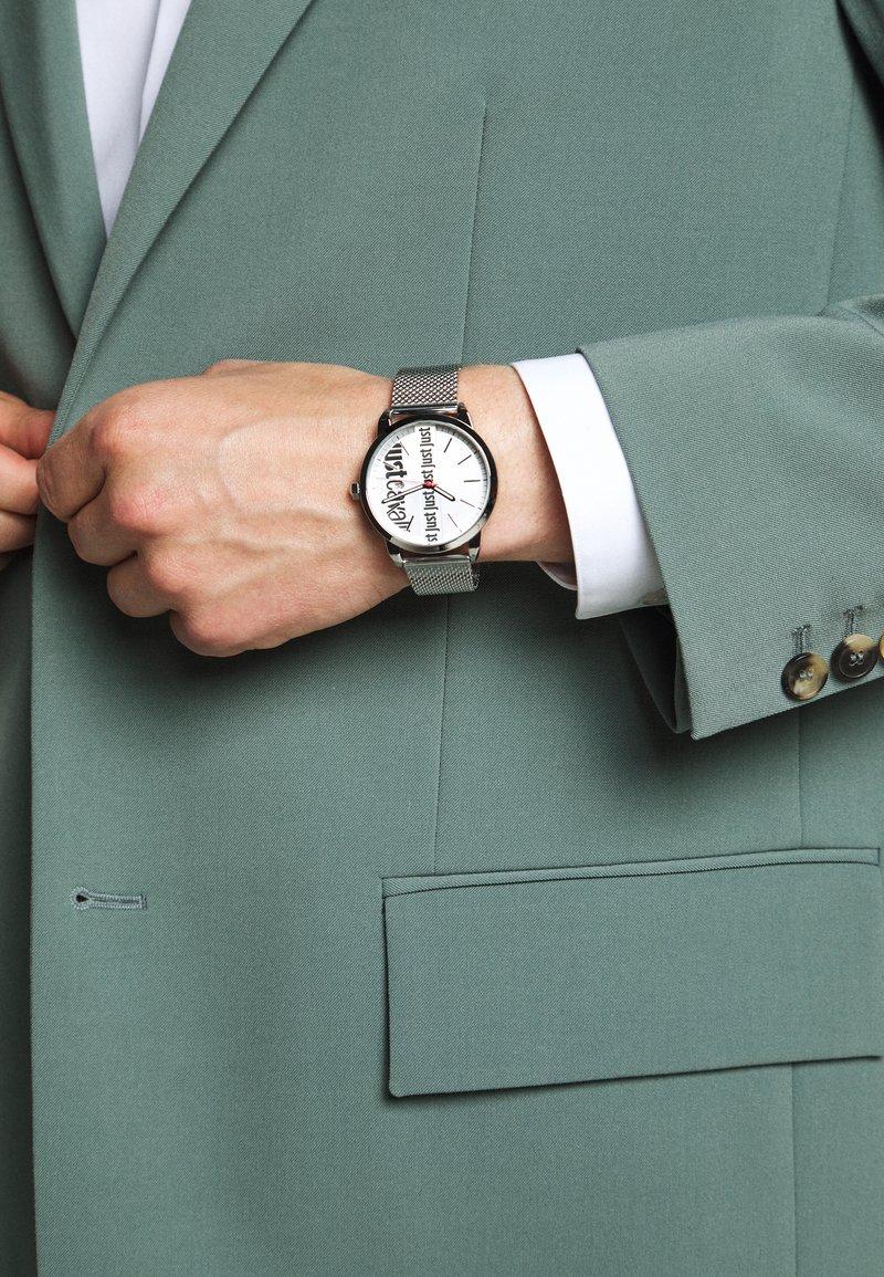 Just Cavalli - MODERN - Hodinky - silver-coloured