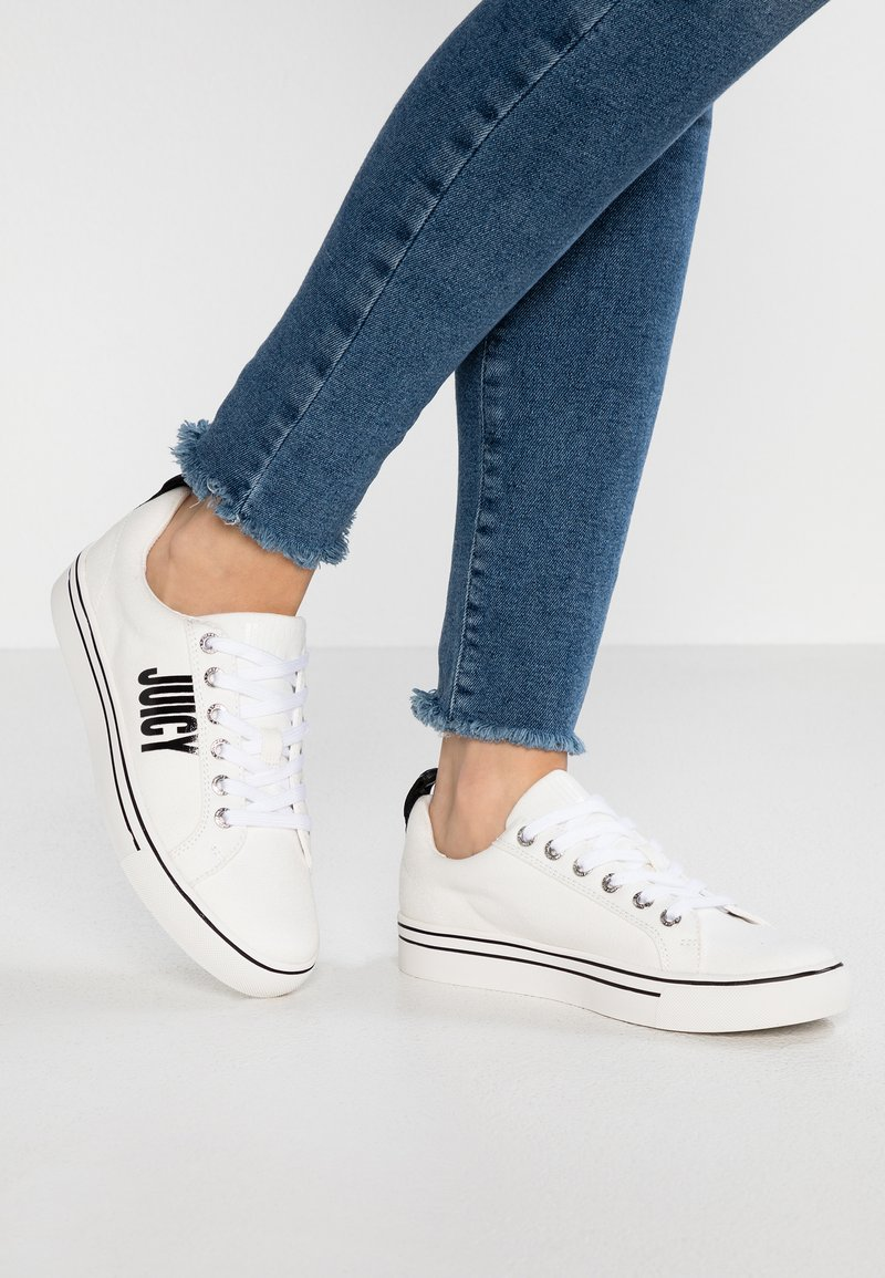 Juicy by Juicy Couture - CHARLEE - Trainers - bleached bone