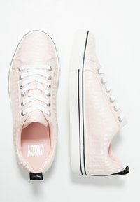 Juicy by Juicy Couture - CHRISTY - Sneaker low - baby pink/bleached bone - 3