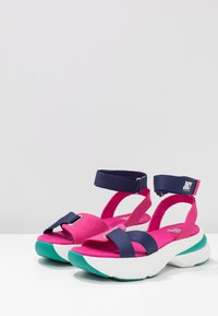 Juicy by Juicy Couture - BENEDETTE - Plateausandalette - mutlicolor - 4