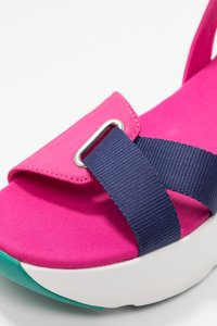 Juicy by Juicy Couture - BENEDETTE - Plateausandalette - mutlicolor - 2