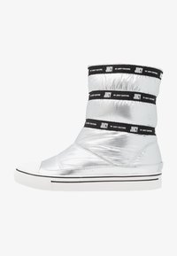 Juicy by Juicy Couture - CALINDA - Stiefelette - silver/pitch black - 1