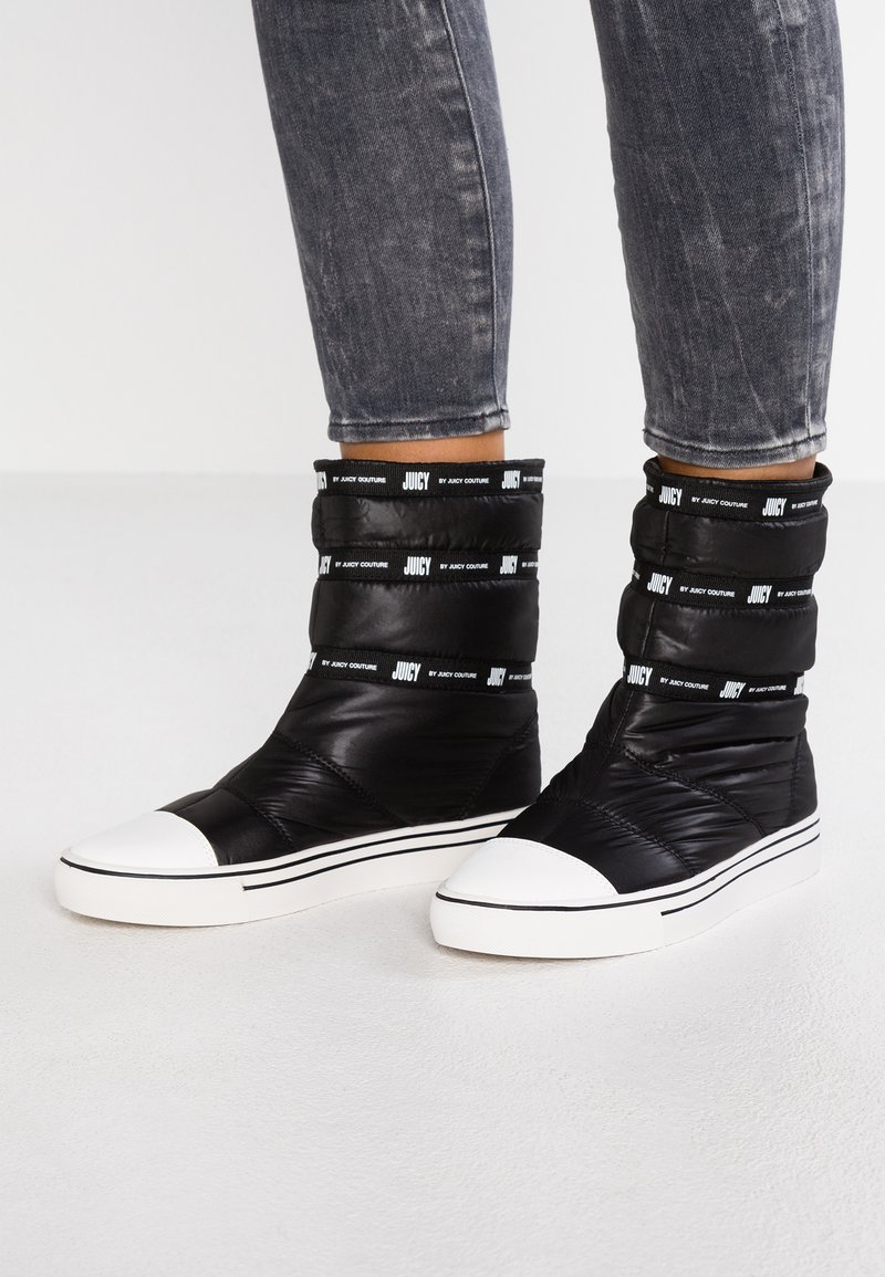 Juicy by Juicy Couture - CALINDA - Stiefelette - pitch black