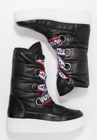 Juicy by Juicy Couture - DILETTA - Plateaustiefel - pitch black - 3