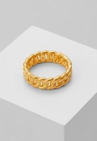 Julie Sandlau - CHAIN - Ring - gold-coloured - 0