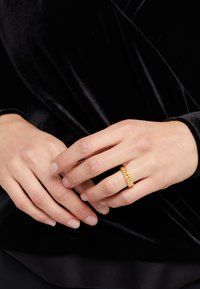 Julie Sandlau - CHAIN - Ring - gold-coloured - 1