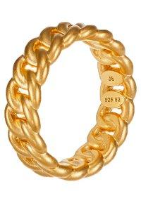 Julie Sandlau - CHAIN - Ring - gold-coloured - 4