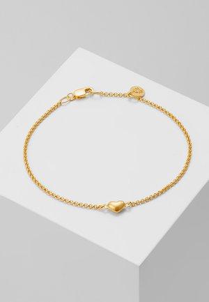 LOVE BRACELET - Armbånd - gold-coloured