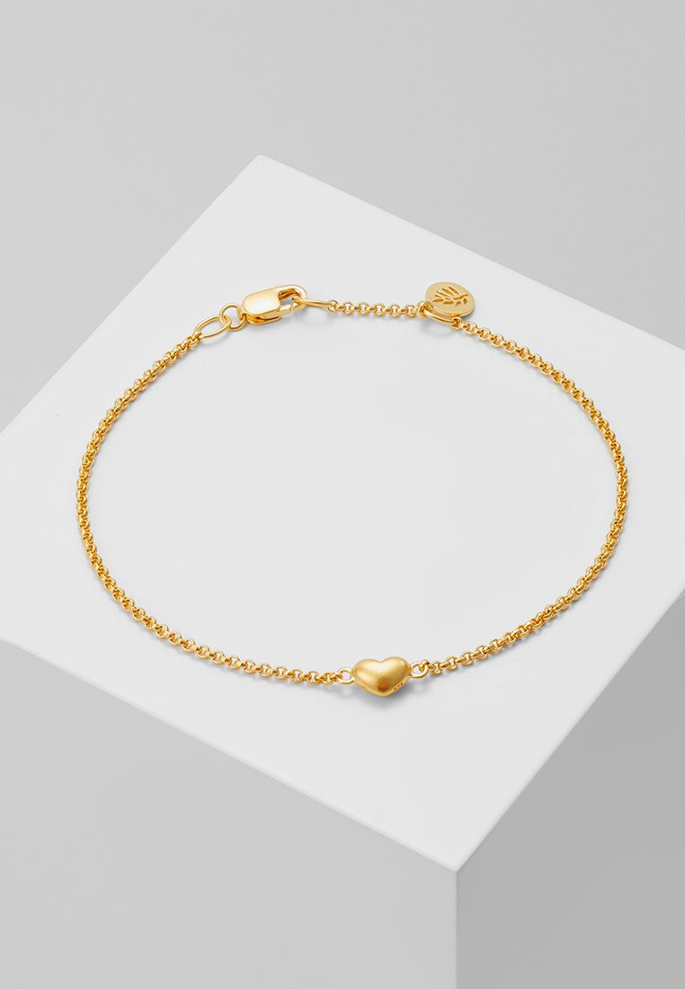 Julie Sandlau - LOVE BRACELET - Armbånd - gold-coloured