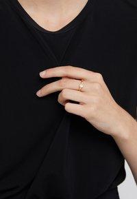 Julie Sandlau - LITTLE PRIME - Ring - gold-coloured/peru chalced - 1