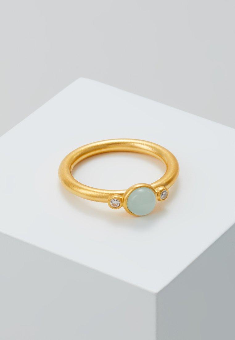 Julie Sandlau - LITTLE PRIME - Ring - gold-coloured/peru chalced