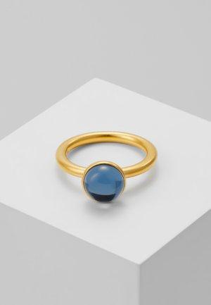 PRIMINI RING - Ring - gold-coloured/sapphir