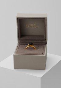 Julie Sandlau - PRIMINI RING - Ring - gold-coloured/black - 3