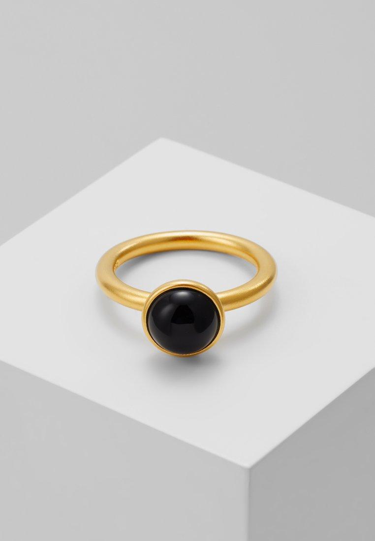 Julie Sandlau - PRIMINI RING - Ring - gold-coloured/black