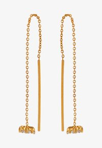 Julie Sandlau - LUCY EARRINGS - Pendientes - gold-coloured - 3