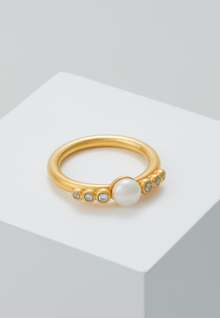Julie Sandlau - PERLA - Ring - gold-coloured