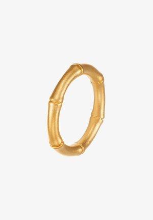 BAMBOO - Sormus - gold-coloured