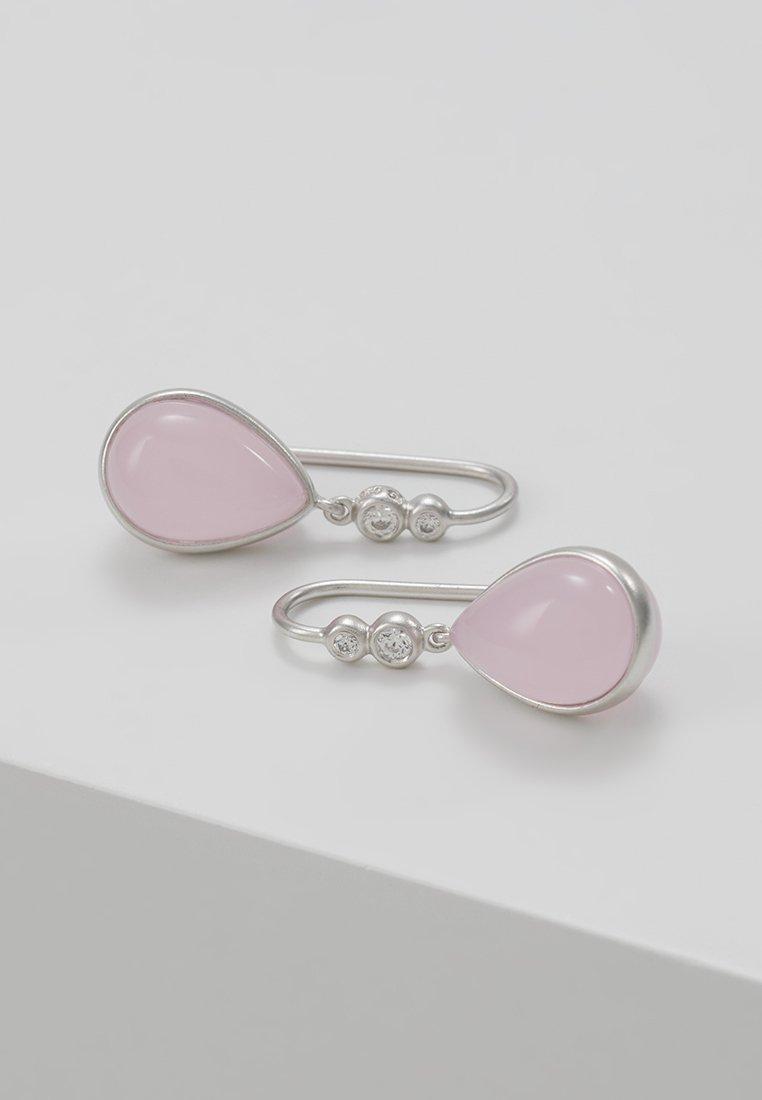 rose Poetry D'oreilles Silver EarringsBoucles Sandlau coloured Julie XPkuiTOZ