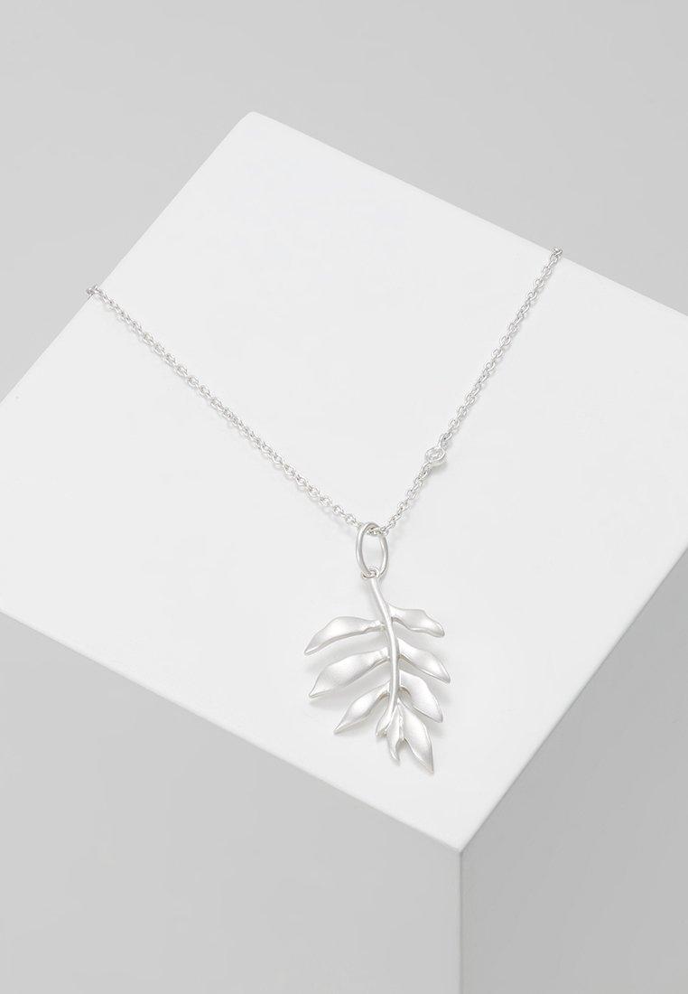 Julie Sandlau - CLASSIC TREE OF LIFE NECKLACE - Necklace - rhodium-coloured