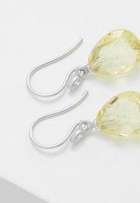 Julie Sandlau - BALLERINA EARRINGS - Orecchini - lemon/crystal - 2