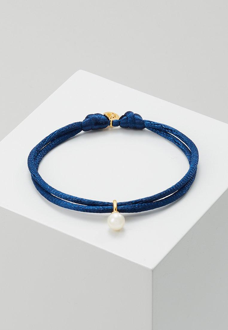 Julie Sandlau - BRACELET - Armband - gold-coloured/white