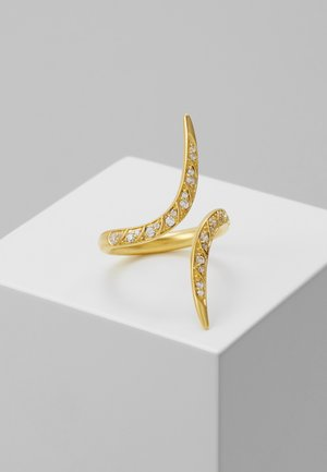 PEACOCK RING  - Ring - gold-coloured