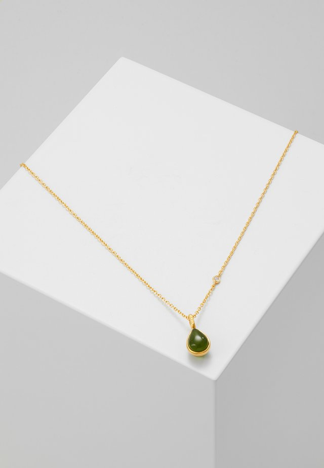 POETRY NECKLACE - Necklace - gold-coloured