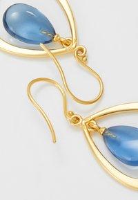 Julie Sandlau - PRIME DROPLET EARRINGS - Øreringe - gold-coloured - 3