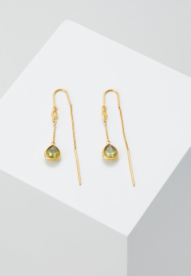TINKERBELL CHANDELIERS - Earrings - gold-coloured