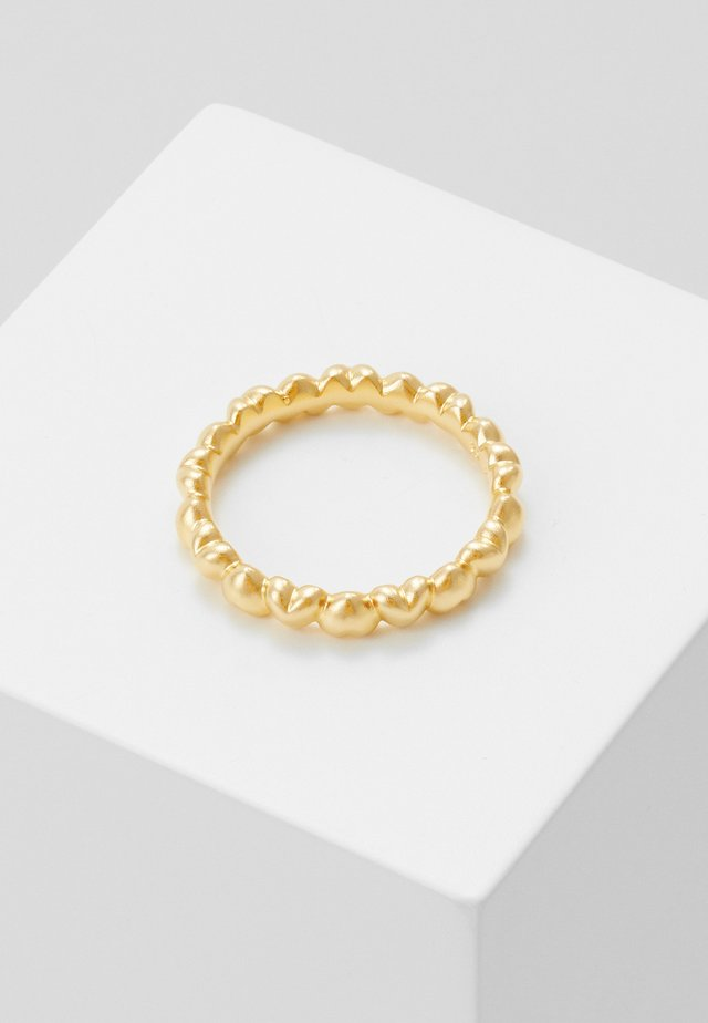 LOVE - Bague - gold-coloured
