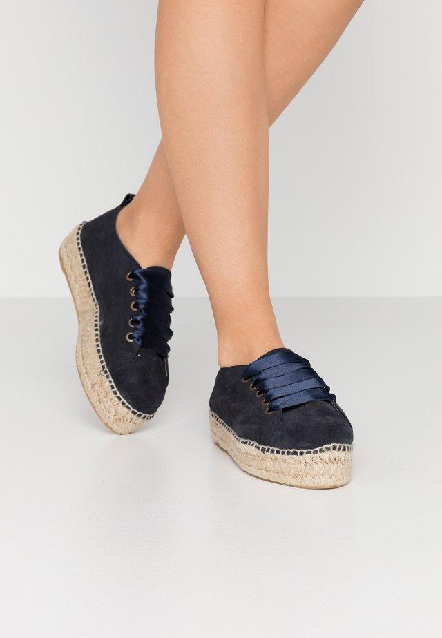 Loafers - marino