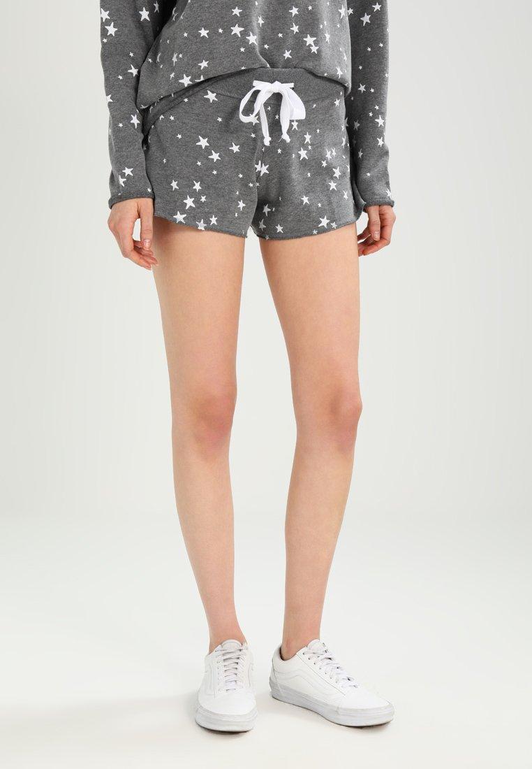 Juvia - STAR SHORT - Shorts - grey